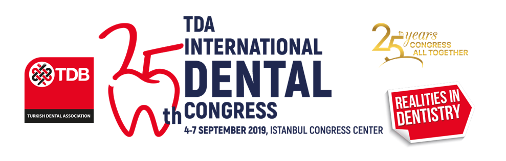 Expodental Istanbul - International Dental Congress Istanbul 2019 banner