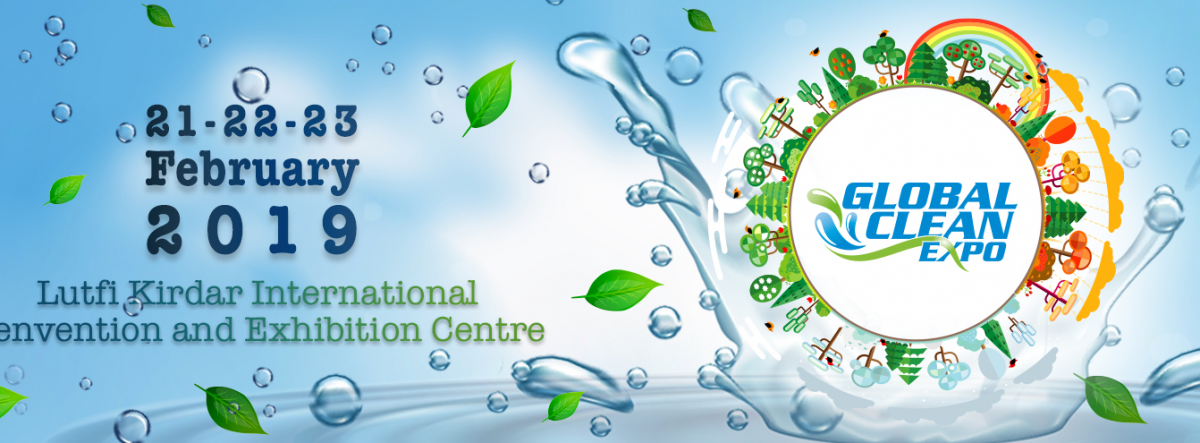 Global Clean Expo 2019 banner