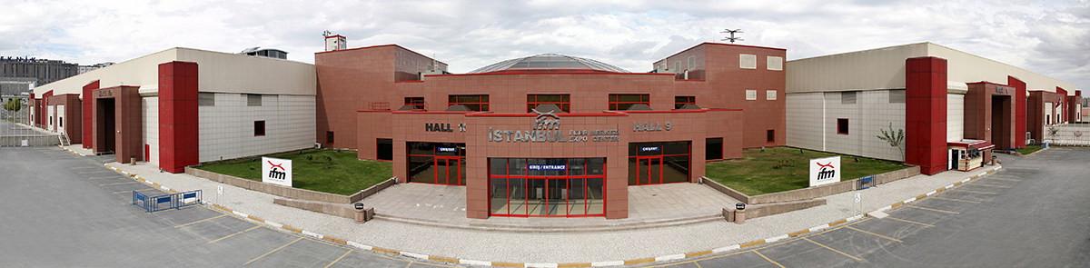 Istanbul Exhibition Center Yesilkoy