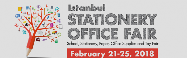 Istanbul Stationery Fair