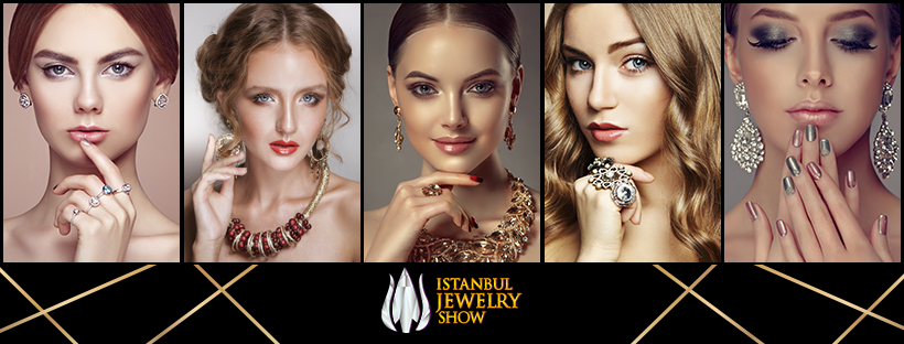 Istanbul Jewelry Show banner