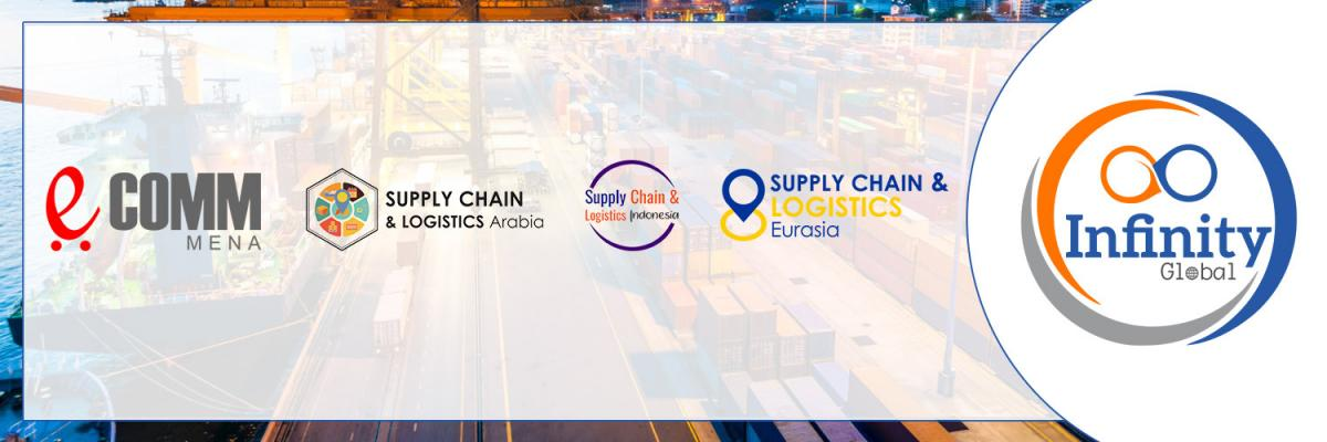 Supply chain and logistics Eurasia conference banner