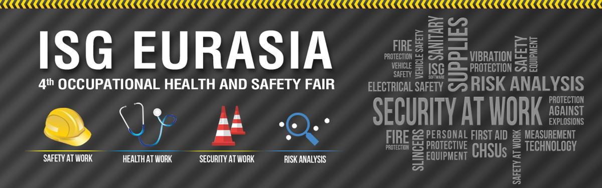 ISG Eurasia occupational safety fair